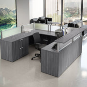 Shop for reception desks, reception seating and furniture for waiting rooms and guest areas.