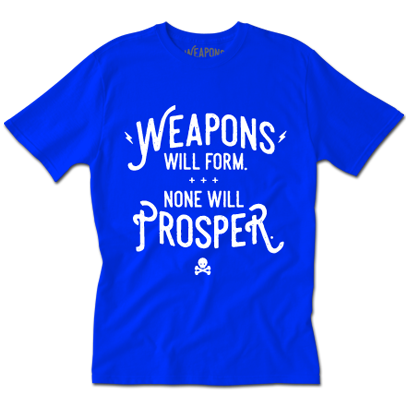Weapons Royal Tee