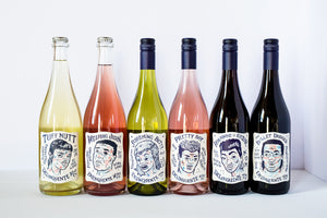 2018 Delinquente Wines Six Pack