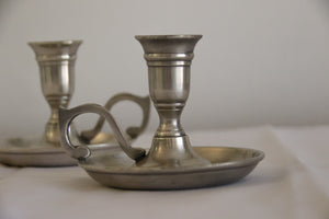 Chamberstick Classic Candle Holder