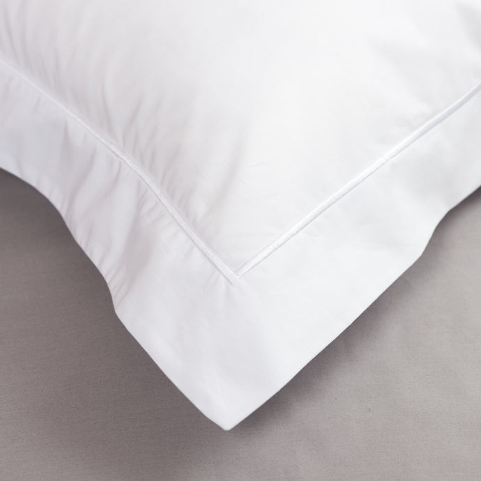 Luxury Satin Stitch Pillowcases (Various Thread Counts)