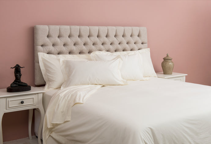 Luxury Satin Stitch Duvet Cover (Various Thread Counts)