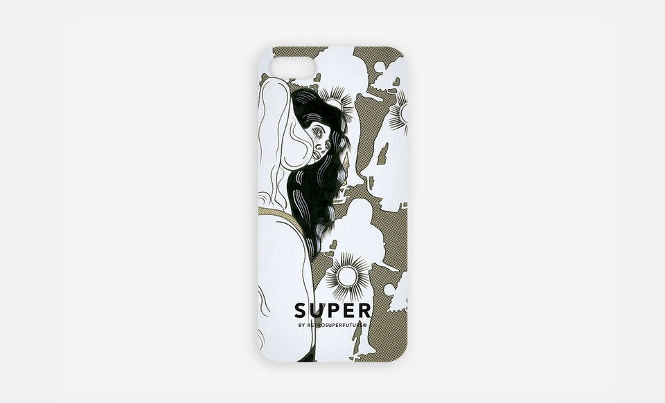 Iphone 5/5s Cover Motorpsycho