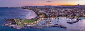 City Twilight, Wollongong