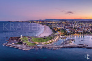 Wollongong Twilight, Wollongong