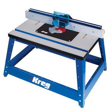 Precision Benchtop Router Table