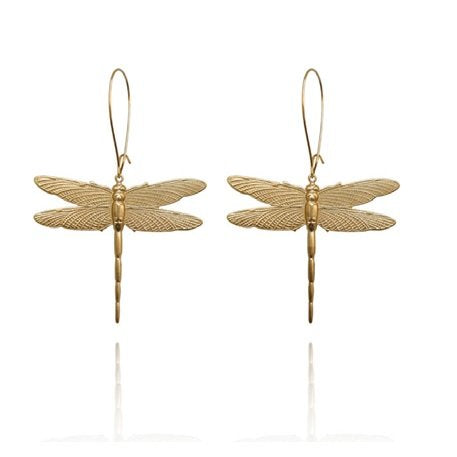 Bohemia Pair Small Dragonfly Earrings