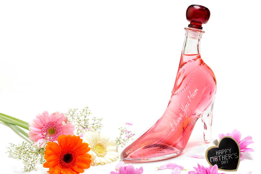 Lady Shoe 350ml with Pink Vodka 39%