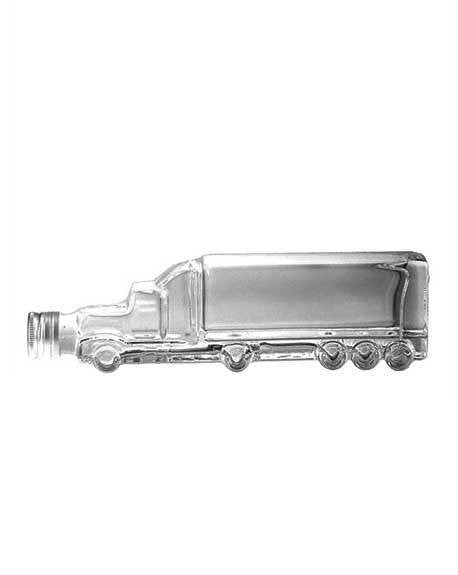 ilgusto glass truck bottle
