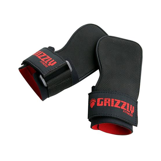 Grizzly Grabbers Pad with Wrist Support 8645-04