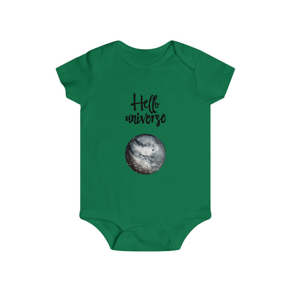 Hello Universe Baby Bodysuit - Mermaids and Minis