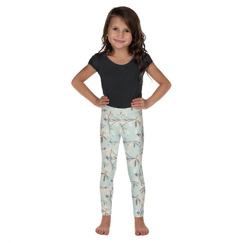 Shoot for your Dreams Kid's Leggings - Mermaids and Minis
