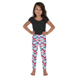 4th of July Fireworks Kid's Leggings - Mermaids and Minis