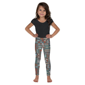 Fall | Aztec Kid's Leggings - Mermaids and Minis