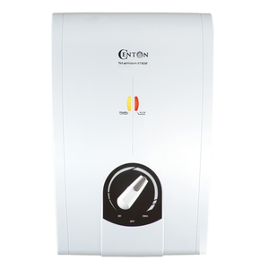 CENTON Stallion Instant Shower Water Heater | White