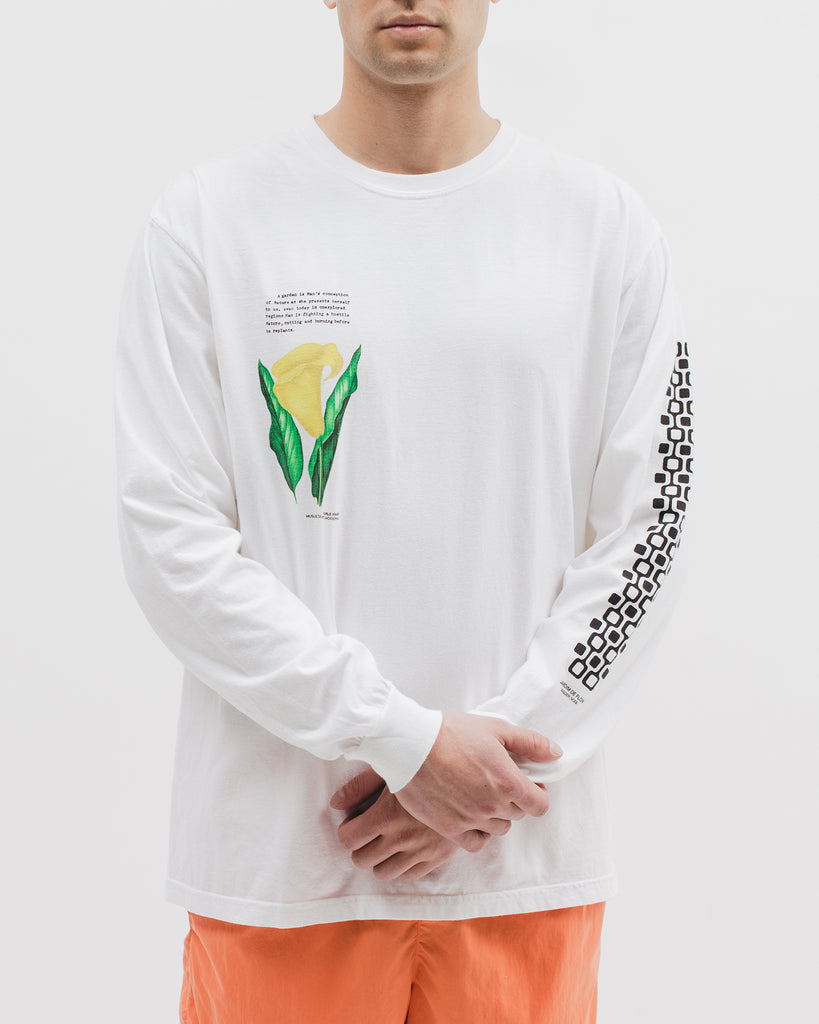 Lily L/S Jersey - White - [product _vendor]