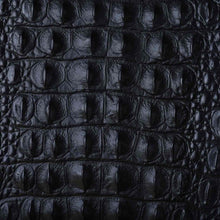 Load image into Gallery viewer, Alligator Embossed Leather Satchel