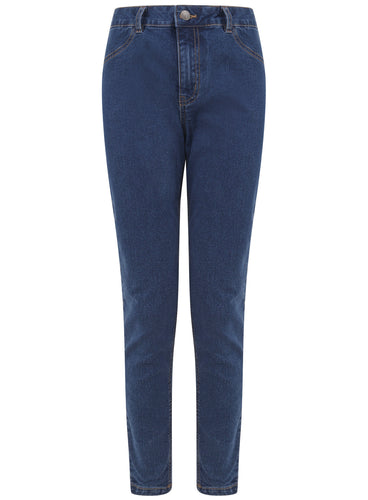 Ex New Look Skinny Blue Denim Jeasn