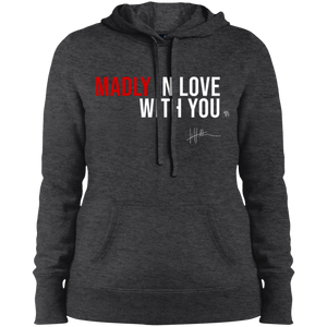 Madly In Love With You - Ladies Sweatshirt