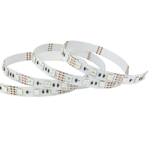 5M DC12V MULTIPLE COLOURS (RGB) IP20 STRIP - LEDLIGHTMELBOURNE