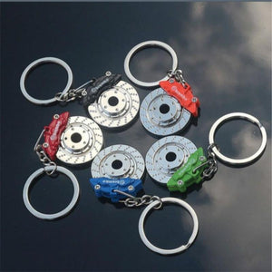 Brake Keychain