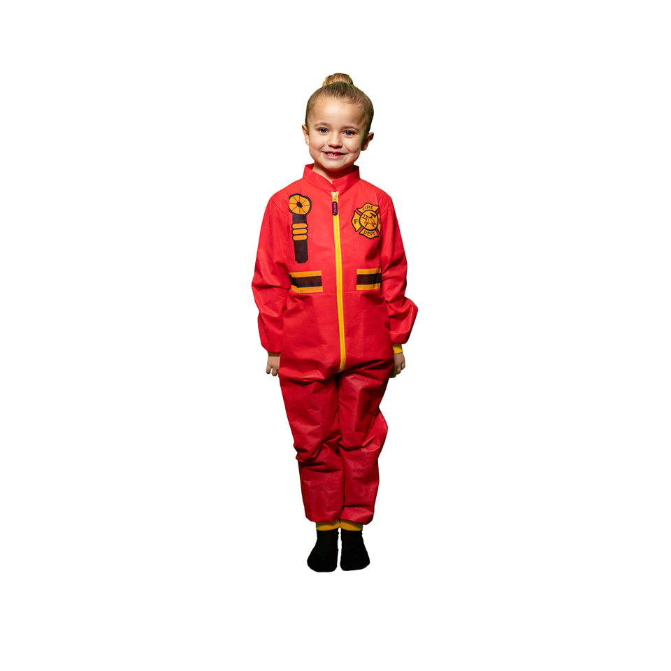 Emergency Services Dress up Coveralls (3 Pack)