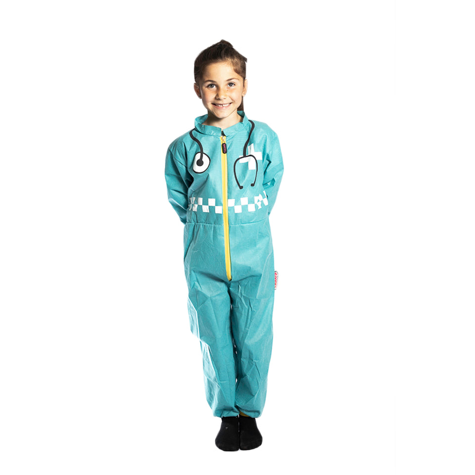 Dress up Paramedic Coverall