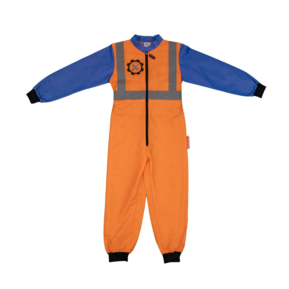 Dress up Construction Worker Coverall