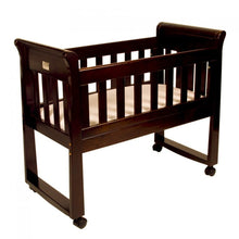 Sandton Sleigh Cradle, Bassinet and Rocking Seat
