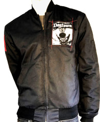 Dogtown Zippered Utility Jacket