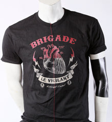 Brigade Men's Stylized Tee
