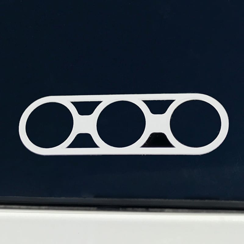 Lucky Ring Die Cut Decal