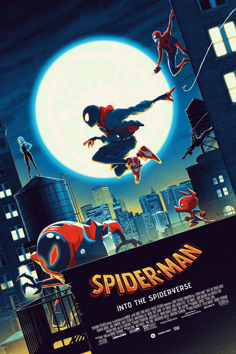 Spider-Man: Into The Spider-Verse - Variant