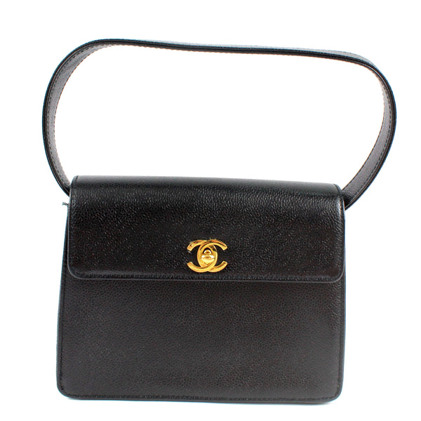Chanel vintage handle bag