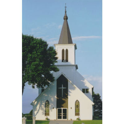 Prairie Churches DVD