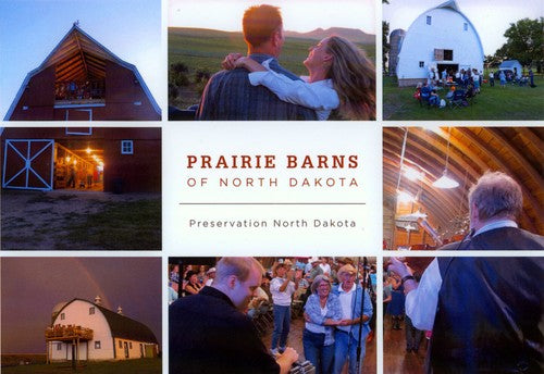 Prairie Barns of North Dakota Book