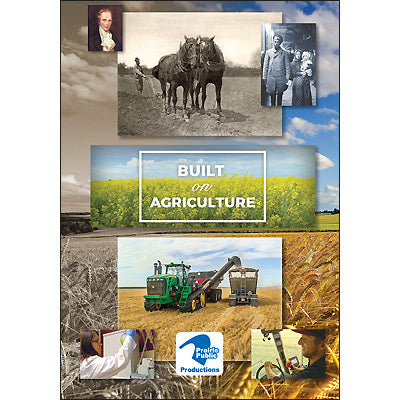 Built on Agriculture DVD