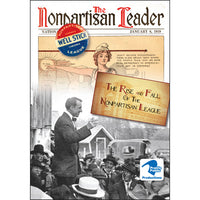The Rise and Fall of the Nonpartisan League DVD