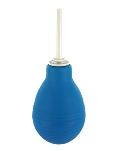 Anal Clean Enema Bulb - Blue
