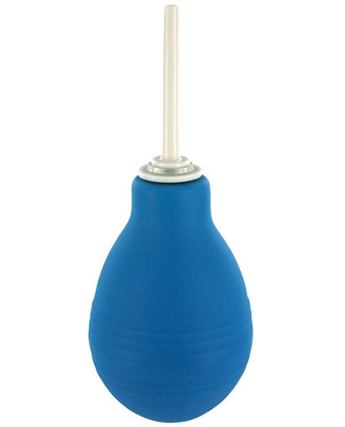 CleanStream Enema Bulb - Blue