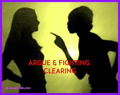 Argue & Fighting Clearing Mediation