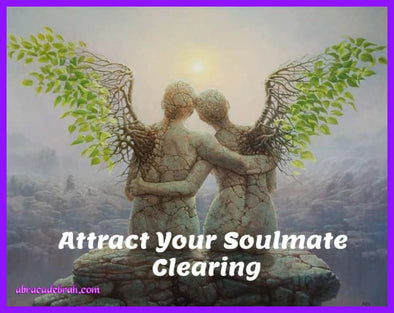 Attract Your Soulmate Clearing Mediation