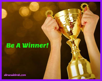 Be A Winner! Audio Clearing