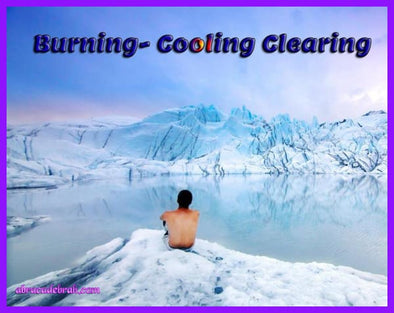 Burning- Cooling Clearing Mediation