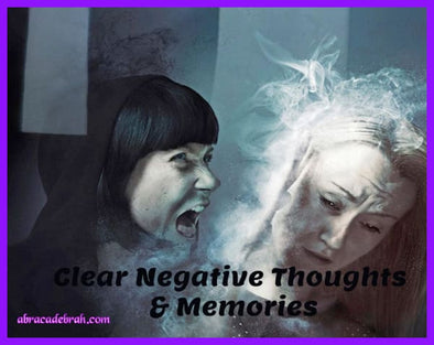 Clear Negative Thoughts & Memories Mediation Clearing