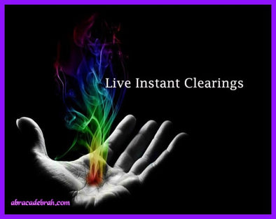 Live Instant Clearings Over The Phone 15 Min