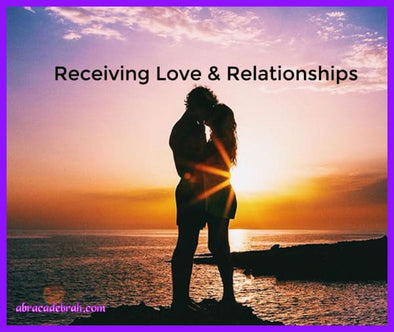 Receiving Love & Relationships Mediation Clearing