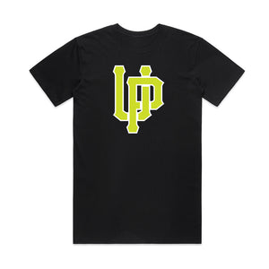 Lime UP w/ White Black T-shirt