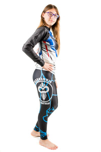 """Shock"" Spats (Full Length Adult)"