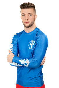 Solid Color Rash Guards (Adult Sizes)